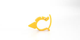 4095-yellow-2330 HexChex