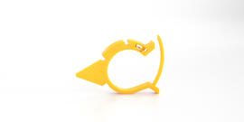 4095-yellow-3038 HexChex
