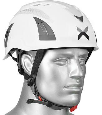 Helmet with Strap-1