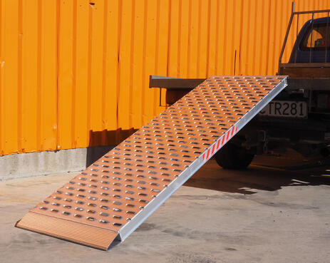 Multi Purpose Ramps