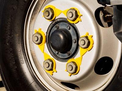Yellow 4095 HexChex Full Wheel