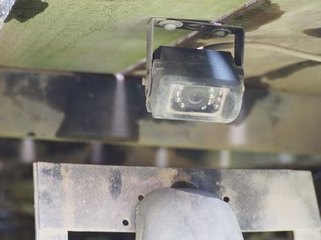 Reversing Camera on Truck