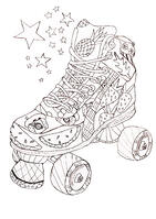 Skates_Colour In