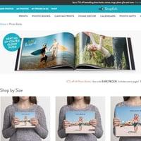 Snapfish Book