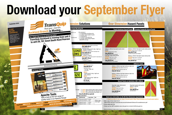 Special Template_News Tab September flyer